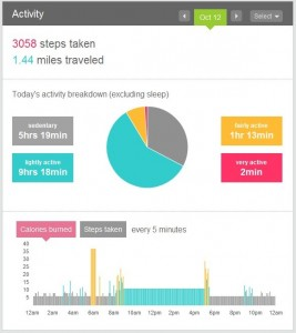 Fitbit Activity Tracking
