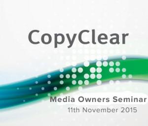 copyclear media owners